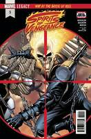 Spirits Of Vengeance Legacy #5 Cover A Marvel 1st Print