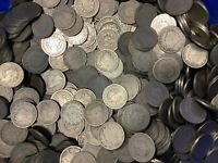 Roll of (40) coins Liberty V Nickels Mixed Solid Good Full Rims FREE SHIPPING