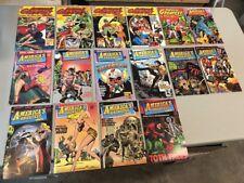 America's Greatest Comics 1-16 Complete Set Jack Kirby Steve Ditko