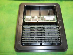 NetApp 107-00092 Memory 4G PC3-8500 1066Mhz LOT OF 12   @9