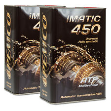 8 (2x4) Liter PEMCO iMATIC 450 ATF JWS Multivehicle Automatikgetriebeöl