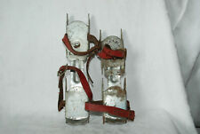 Vintage Jack And Jill Ice Skates Rough Condition