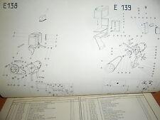 Motostandard motoculteur REX : caractéristiques techniques & catalogue de pièces