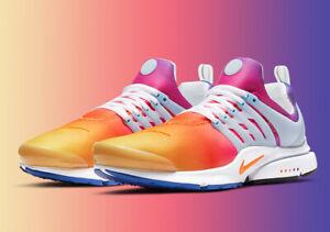 Nike Air Presto 'Sunrise Sunset' Hyper Crimson Mens Shoes [CJ1229-700] *all Size