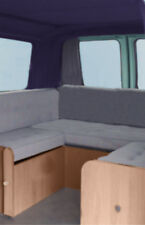 Rock and Roll Bed, Side and rear seating to fit VWT5/4, Vito, Vivaro, Transit