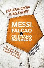 MESSI, FALCAO Y CRISTIANO RONALDO - Soccer Book 2013