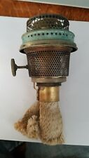 ANTIQUE VINTAGE ALADDIN MODEL 12  OIL KEROSENE LAMP BURNER & WICK PART