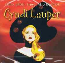 Cyndi Lauper - Time After Time - The Best Of CD NEU - Girls Just Want To Have Fu
