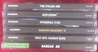 Playstaion 1 Game Lot Of 6