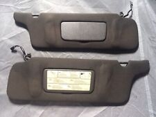 94 95 96 97 98 99 00 01 02 03 04 FORD MUSTANG CONVERTIBLE LH RH SUNVISORS