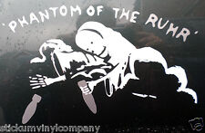 Phantom of the Ruhr Lancaster Bomber Car Decal/Sticker **EE139**BBMF**WW2**