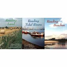 ALL 3 BOOKS READING LAND/ BEACH/ RIVERS/  Edward Fletcher.TREASURELANDDETECTORS