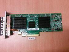 QLOGIC QLE2564L P SERIES P7 8GBPS PCI-E 4 PORT FC HBA LOW PROFILE PX4810404