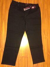 Gloria Vanderbilt Womens Jeans Amanda 16 Short Slimming Tapered Leg Classic Rise