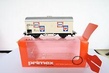 Märklin / Primex HO/AC 4557 Kühlwagen Langnese / Iglo DB (CO/296-7R3/5)