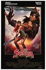 Red Sonja (1985) Original 27 X 40 Theatrical Movie Poster