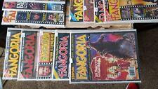 FANGORIA # 1 MAGAZINE HORROR CLASSIC GODZILLA COVER POSTER CHRISTOPHER LEE ALIEN