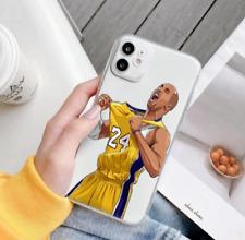 Legendary basketball superstar 24 phone Case For iPhone XR
