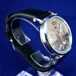 """""""Lighthouse"""" Vintage Wrist Watch with New Dial"""