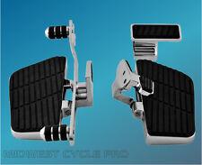 Driver Floorboards w/Heel Toe Shifter - GL1800 Goldwing 2001-present (18393-545)
