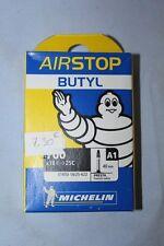 Chambre a air Velo MICHELIN BUTYL A1 700 X18<-->25C  - Presta 40 mm