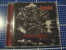 UNRULED Butchers Of Warfare CD Inepsy Discharge GBH Exploited Canada