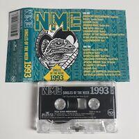 NME SINGLES OF THE WEEK 1993 CASSETTE BJORK ELASTICA SPIRITUALIZED PJ HARVEY ++