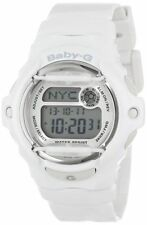 Casio Women's Baby-G Whale White Watch BG169R-7A