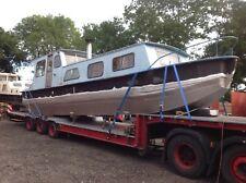 Dutch barge liveaboard river boat canal boat