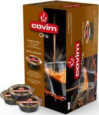 288 Capsule Cialde caffè COVIM OROCREMA compatibili con Lavazza a modo mio