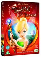 Walt Disney - Tinker Bell And The Lost Treasure (DVD -2009,1 Disc) Region 2*****