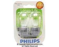 NEW Philips 3155 Automotive 2-Pack 3155LLB2 Bulb