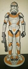 Sideshow Star Wars 212th Attack Battalion Utapau Clone Trooper 1/6 scale 12 inch
