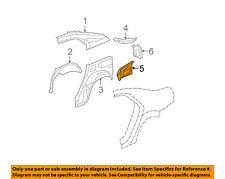 Chevrolet GM OEM 08-12 Malibu Quarter Panel-Lower Filler 25785803