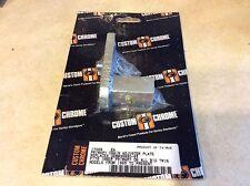 CCI 17069 Primary Chain Adjuster Plate Custom Chrome Harley tensioner 1965-2000