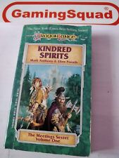 Kindred Spirits  -BOOK Supplied by Gaming Squad