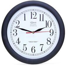 The Backwards Clock Novelty Office Gift Funny Joke Time Travel Anti Clock-Wise
