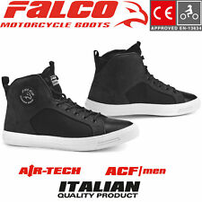 Motorrad STIEFEL Falco Starboy 2 Farbe schwarz Gr 45