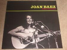 JOAN BAEZ - IN SAN FRANCISCO - NEW - LP RECORD