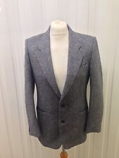 "Mens Vintage Harbarry Of England Tweed Blazer - 40"" Chest - Great Condition"