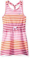 Nautica Childrens Apparel Little Girls Stripe Knit Dress- Pick SZ/Color.