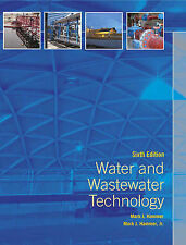 USED (GD) Water and Wastewater Technology (6th Edition) by Mark J. Hammer  Sr.