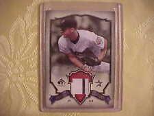 2008 Upper Deck Roy Oswalt Baseball Card DH-RO Legendary Cuts SP Jersey H182