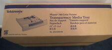 Tektronix Phaser 780 Color Printer TRANSPARENCY MEDIA TRAY 436-0368-00 UNOPENED