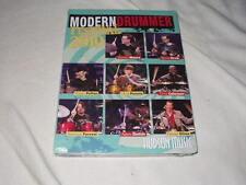 Modern Drummer Festival 2010 DVD's 2-Discs NEW Drums Drumming Sealed Montclair