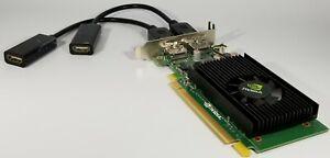 HP Compaq Elite 8000 8100 8200 8300 SFF Dual DP HDMI Windows 10 Video Card