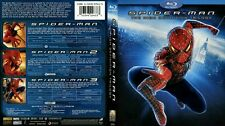 Spiderman Trilogy Bluray