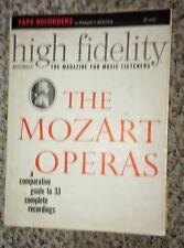 Nov 1965 high fidelity magazine