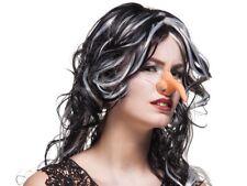 Hexe Accessoire 74440 Hexen-Nase krumm mit Warzen Karneval Grusel Kostüm Zubehör