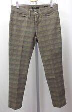 Coloured Damen-Jeans mit geradem Bein Normalgröße -
